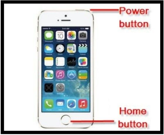 Cara Screenshot Iphone 5s Ios 10 0ae18