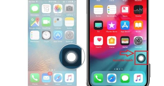 Cara Screenshot Iphone 5s Ios 11 545f2
