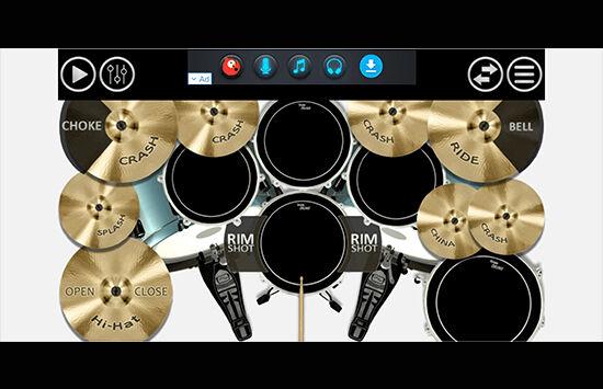Simple Drum Deluxe JT 72deb