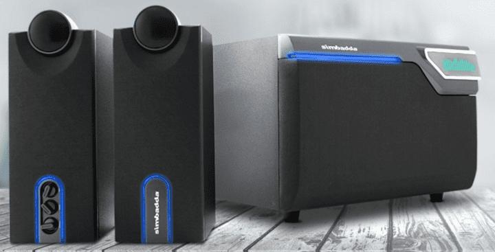 Speaker Simbadda Multimedia Active E3033