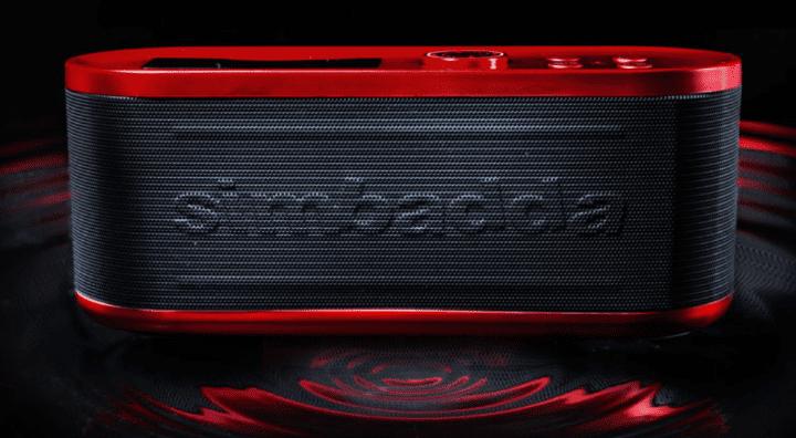Speaker Simbadda Portable D8817