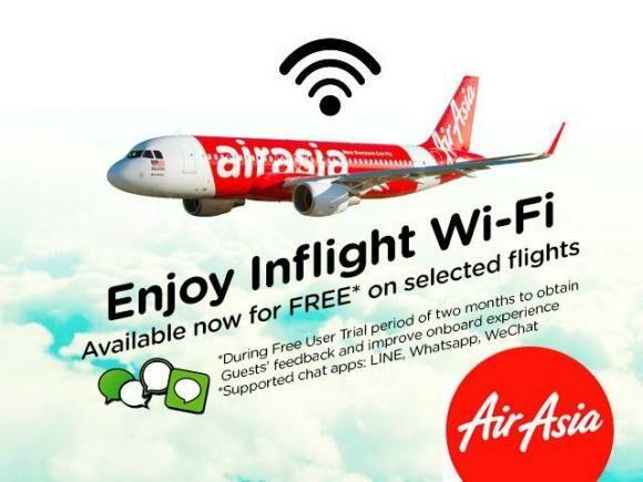 Cara Internetan Dalam Pesawat Airasia 51bf8
