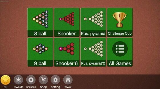 Game Billiard Offline 4 036d1