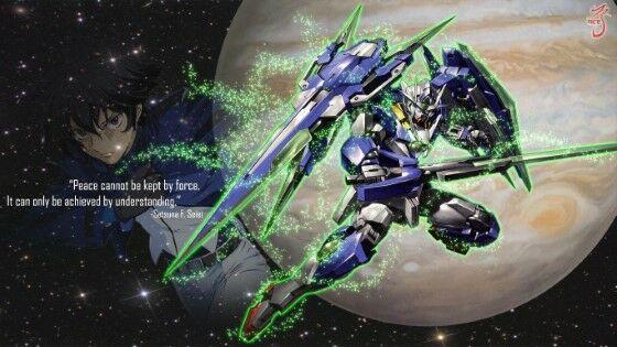 Wallpaper Gundam 00 5 Copy B30ca