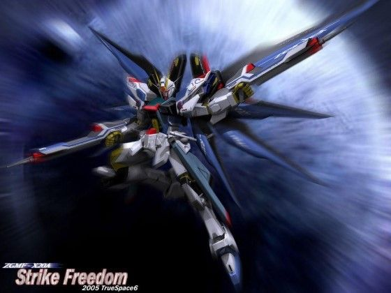 Wallpaper Gundam Seed Destiny 10 Copy E9056