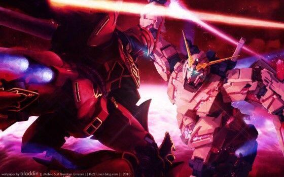 Wallpaper Gundam Unicorn 3 Copy Aef78