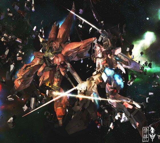 Wallpaper Gundam Unicorn 4 Copy 45156