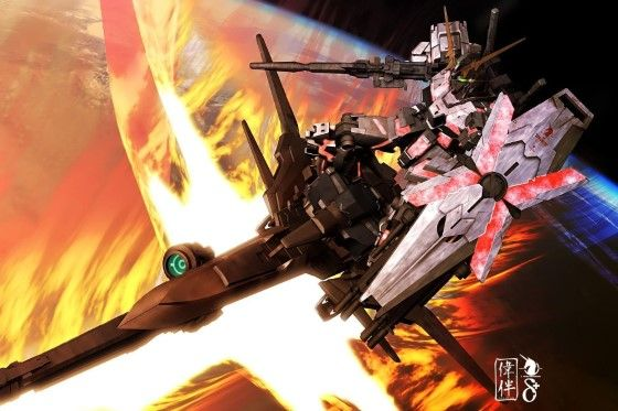 Wallpaper Gundam Unicorn 5 Copy F3be5