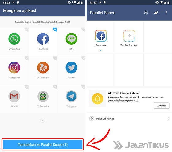 Cara Membuat Aplikasi Android Parallel 02 37650