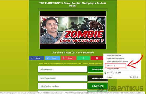 Download Youtube Tanpa Software Keepvid 05 563b6