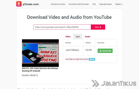 Download Youtube Tanpa Software Pp 06 C24a7
