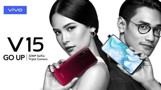 Fakta Vivo V15 Go Up Grand Launch 02 E3851