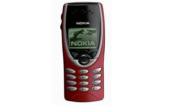 Hp Jadul Nokia 3 25a83
