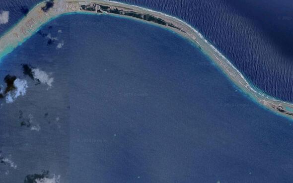 Pulau Mururoa Diblur Google Maps 2 8d4ed