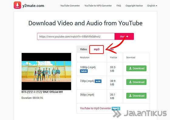 Cara Download Mp3 Di Youtube Pp 03 45adb