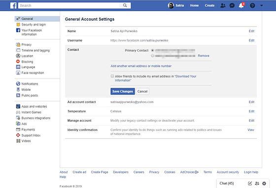 Cara Mencegah Hack Facebook Email 10180