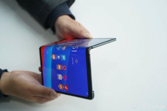 Harga Oppo Foldable Phone 2e97d