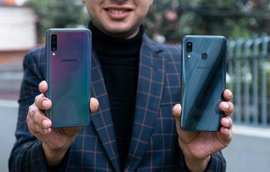 Samsung Galaxy A30 A50 4 96a9c