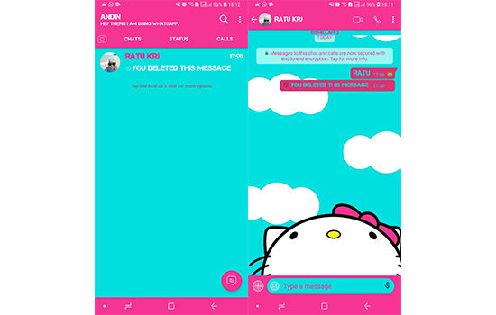 Tema Whatsapp Hello Kitty 4 D8cbf