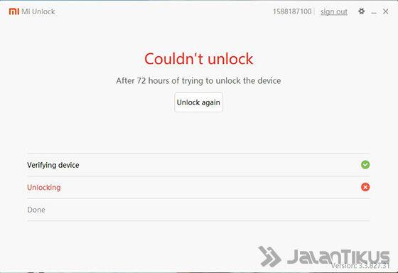 Cara Unlock Bootloader Xiaomi 12 A820b