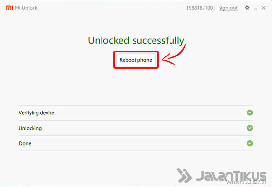 Cara Unlock Bootloader Xiaomi 13 72d74