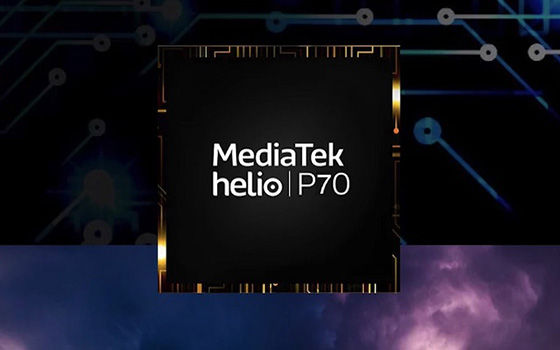 Chipset Mediatek Helio P70 81607