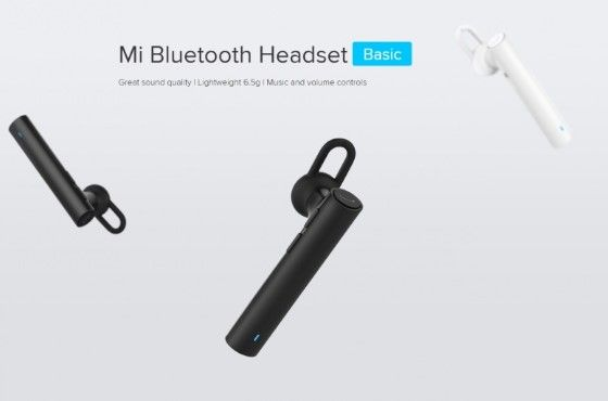 Headset Bluetooth Xiaomi C6838