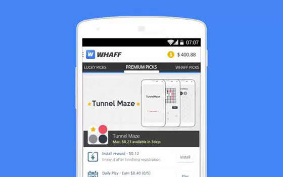 Aplikasi Penghasil Uang Terbaik Whaff 04355