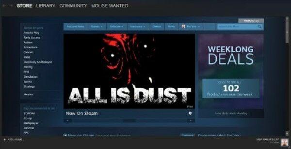 Cara Menginstall Steam 5