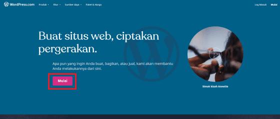Wordpress Langkah Satu 64d4d