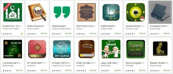 Aplikasi Islami 7842d