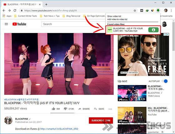 Cara Download Youtube Chrome 04 1b8f5