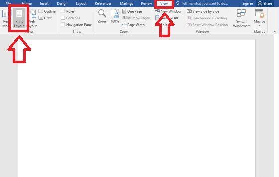 Cara Mudah Membuat Kop Surat Resmi Manual 1 8c209