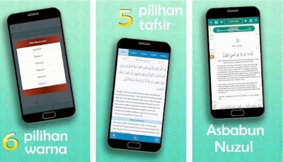 Aplikasi Alquran Perkata Dan Tafsir 808c6