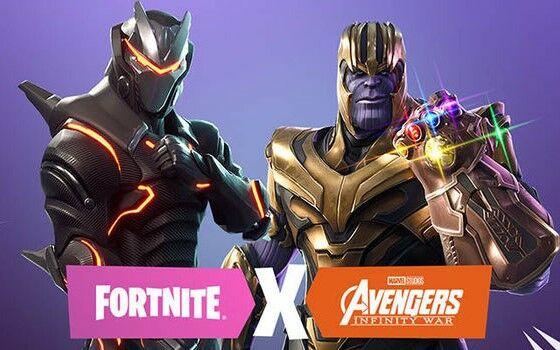 Fortnite X Avengers Endgame 0 70bab