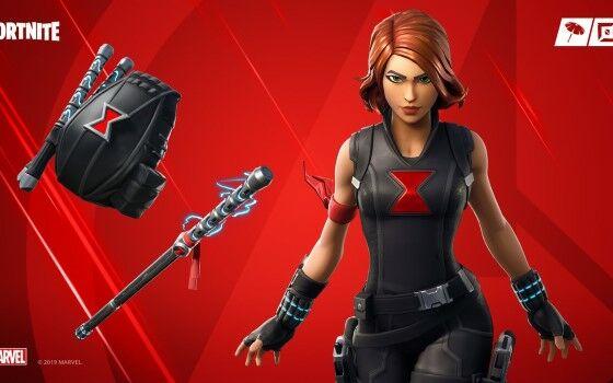 Fortnite X Avengers Endgame 1 09b5c