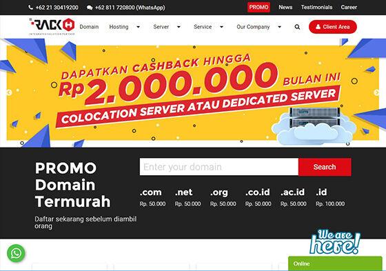 Hosting Gratis Indonesia Rackh 4ef44