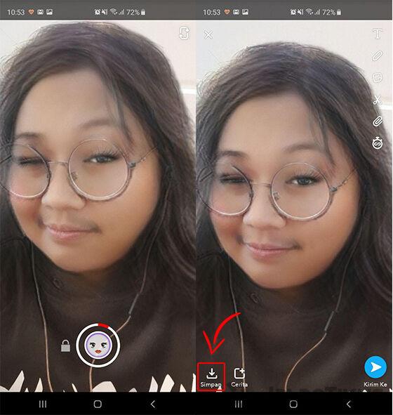 Snapchat Filter Cowok Jadi Cewek 05 Ad7c2