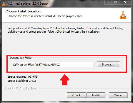 Cara Menginstall VLC Media Player