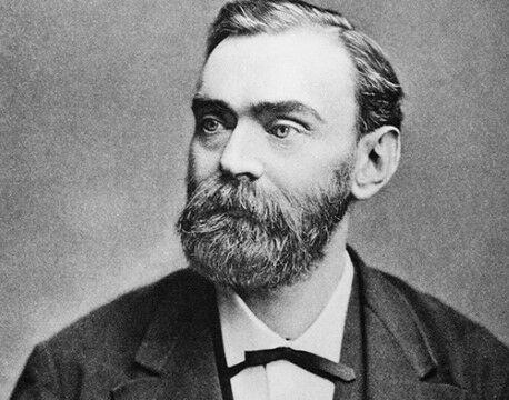 Alfred Bernhard Nobel 44cdd