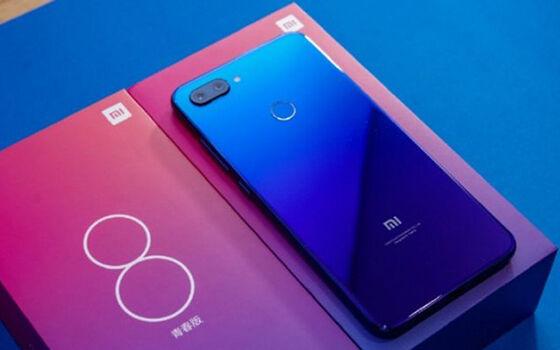 Hp Xiaomi Ram 4g Mi 8 Lite 00b59