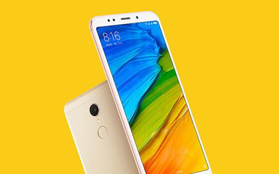Hp Xiaomi Ram 4g Redmi 5 Plus F3217