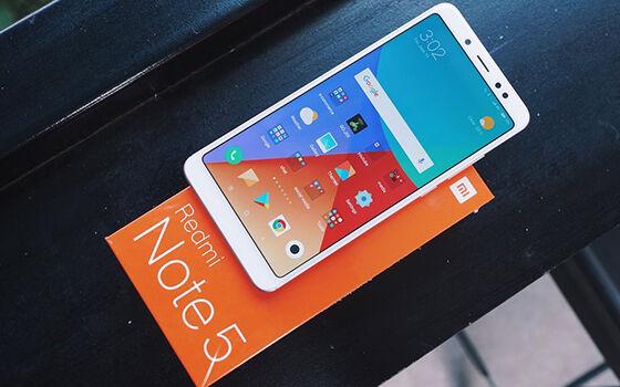 Hp Xiaomi Ram 4g Redmi Note 5 A444e