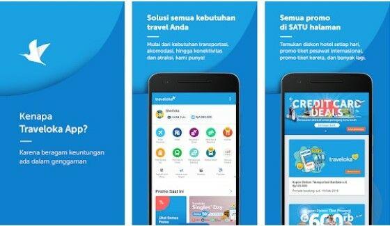 Aplikasi Traveloka 62690