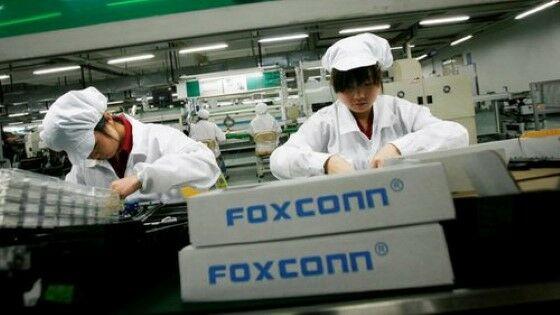 Pekerja Foxconn Custom 2204a