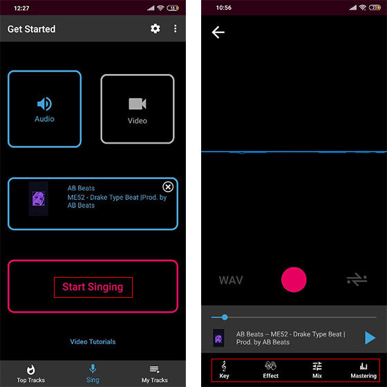 Cara Mudah Memberikan Efek Suara Auto Tune Di Android 5 7edb0