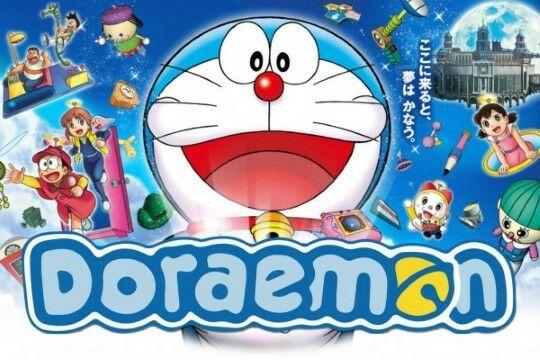 Anime Legendaris Doraemon Dda34