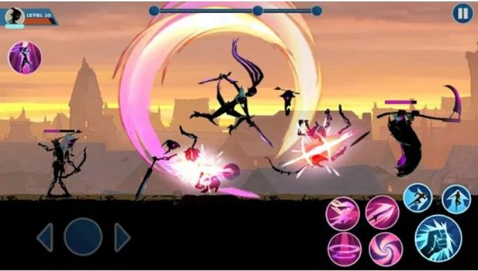 Game Stickman Offline Shadow Fighter 9cd0e