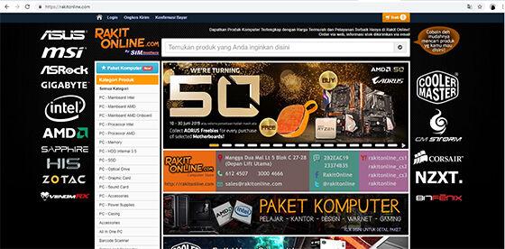 5 Website Untuk Simulasi Harga Rakit PC 7 Bb104