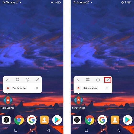 Cara Menyembunyikan Aplikasi Di HP Vivo Menggunakan Aplikasi Launcher 10 90c0f